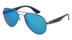 Ray-Ban RB3523-S-02955-59-17-135
