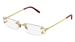 Lunettes de vue Cartier PICADILLY-O-SGFT8100747-53-140